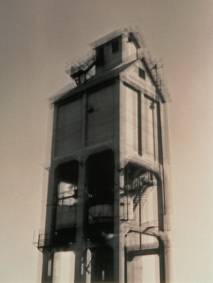 image from Transform/Transcend series: tower in Tucson
