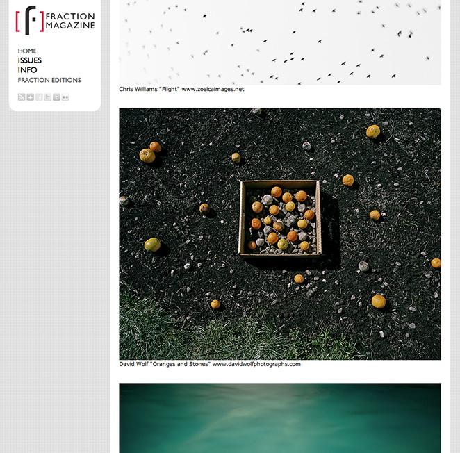Fraction Magazine Sixth Anniversary Issue 2014